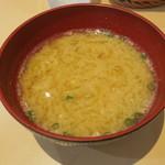 キッチンABC - 味噌汁
