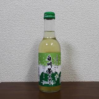 七宗御殿 - ドリンク写真:白川茶イダー☆