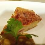 Soba Ristorante na-ru - 蕎麦キッシュ