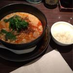 想吃担担面 - 汁有り担担麺