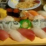 居酒屋みどり - にぎり松寿司