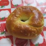 ぱんのお店 ドラジェ - 料理写真:塩ぱんベーグル