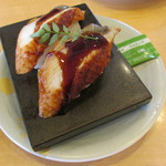 魚屋路 東小金井店 - 料理写真:うなぎの握り