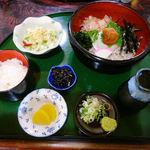 蕎麦処 瑠瞳 - 梅おろしそば