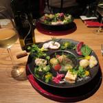 71187234 - たんじゅん野菜のプロローグ
