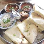 マンダニ インドカレー - 料理写真: