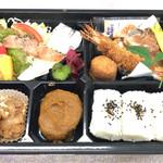 マルシェ - 料理写真:洋食弁当