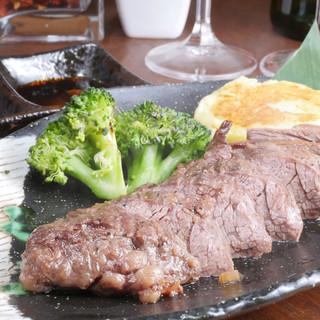 『素敵なステーキ』