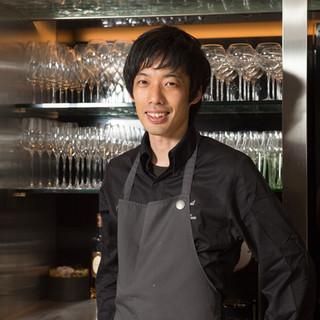 加瀬史也氏(カセフミヤ)―名店で腕を磨いた注目の若手シェフ