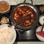 71193143 - 麻婆豆腐680円