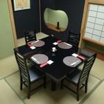 鴨正 - 個室(4名~8名様)