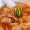 穀雨 - 料理写真:ワンタン麺
