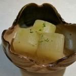 71196034 - ひんやり柚子香る瓜。