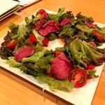 ミートバル 肉たらし - 肉たらしサラダ(サイズS)