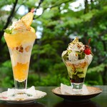 Space Cafe Gallery 藍 - 料理写真:
