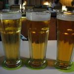 bills - ビール3種なんですが各々忘れたー。