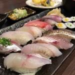 71197341 - 地魚の握り定食