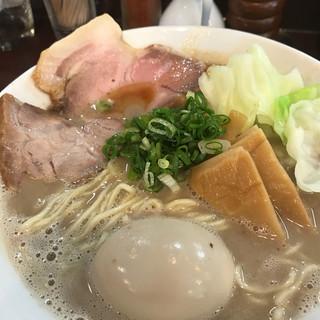 らーめん 五ノ神精肉店 - 料理写真: