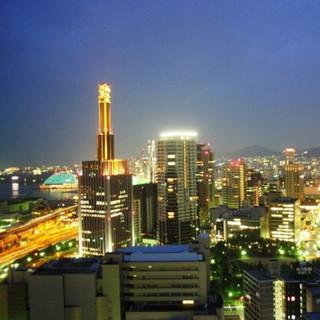 神戸の夜景を楽しみながらお食事はいかがでしょうか。