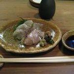 魚菜いとう - かれい刺身