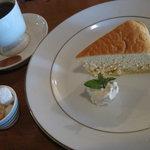 茶の子 - デザートセット