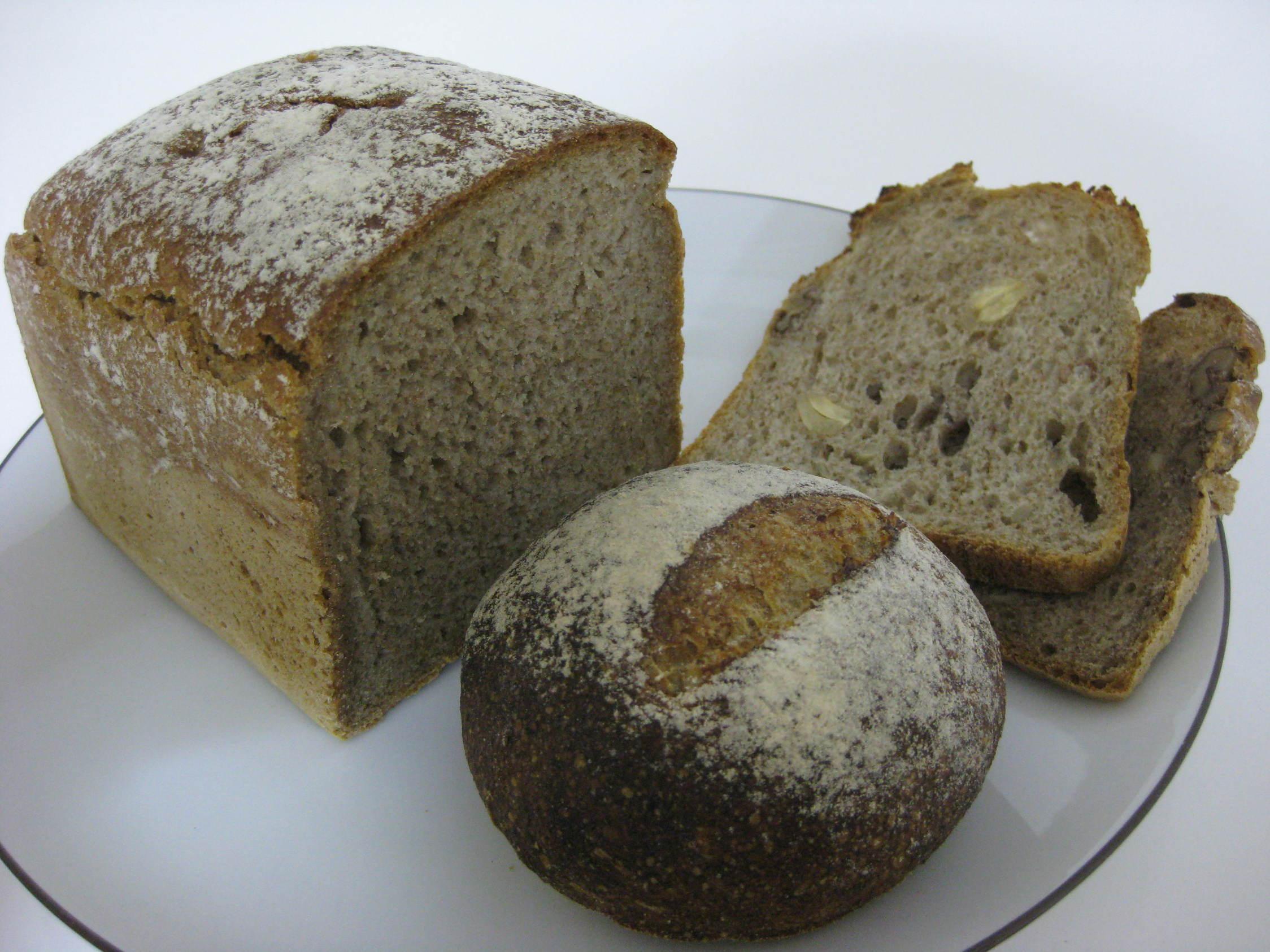 なまけもののパン屋