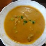 バクタプルキッチン - 料理写真:枝豆チキンカレー