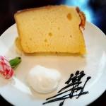 71204233 - 「レモンシフォンケーキ」¥280税別