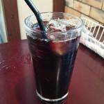 71204235 - 「ブレンドコーヒー(アイス)」¥350税別