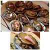 魚山人 - 料理写真:◆鮑バター焼き・一人1個ずつですが、大きさもありこれは嬉しい。