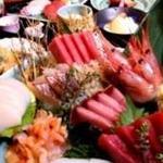 よし寿司 - 新鮮な魚を職人の鍛え上げられた技で・・・。人気の大名コース!