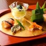 よし寿司 - 前菜