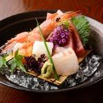 よし寿司 - お造り