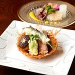 よし寿司 - 揚物