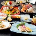 よし寿司 - 四季折々の彩り豊かなコースを