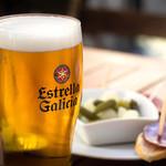 ラス ボカス - 希少!スペイン樽ドラフト。ガリシアビール