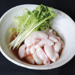 麻布 ふじ嶋 - 人気のコブクロ刺は、日本テレビの番組でも紹介されました