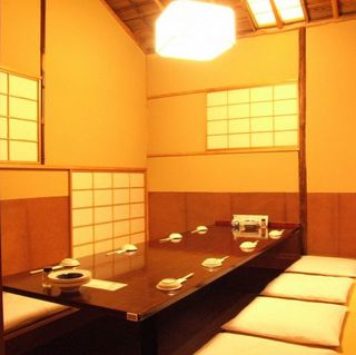 よし寿司 - 和風の完全個室で…☆3名様~最大32名様までOK♪