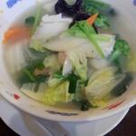 71207118 - 海鮮タン麺