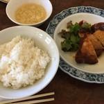 小樽中国料理 好 - ランチ
