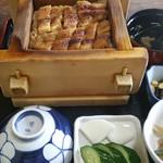 柳川 - せいろ定食