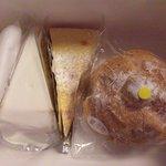 7121652 - スフレ・チーズチーズチーズ・シュークリーム