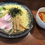 71210823 - スパイシー辛つけ麺@辛め
