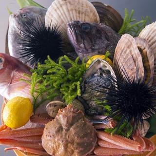 圧倒的に旨い!海鮮料理に舌太鼓♪