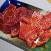 羅たん - 料理写真:特選上カルビ(1560円)ハラミ(780円)