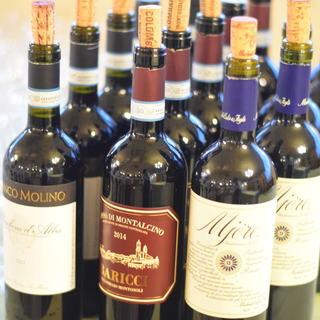 あなただけの特別なワインに出会える
