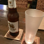 Lutina - シンハービール