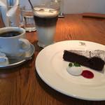 ナス・ショウゾウ カフェ - 料理写真: