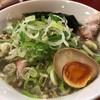はまんど横須賀 - 料理写真:コクにぼねぎそば