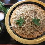 そば茶屋菖蒲庵 - 料理写真: